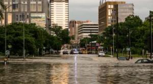 Texas Flooding 2016