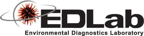 Environmental Diagnostics Laboratory Logo