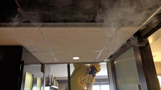 PURE-Steam HVAC Hygiene Cleaning