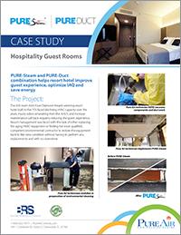 Hospitality Room IAQ Case Study