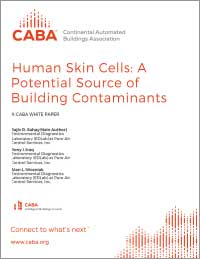Human Skin Cells as Building Contaminants Indoor Air Quality White Paper