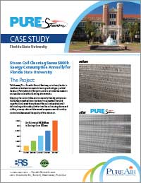 PURE-Steam Florida State University Case Study