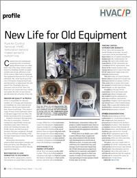 HVAC Hygienic Restoration Indoor Air Quality Article
