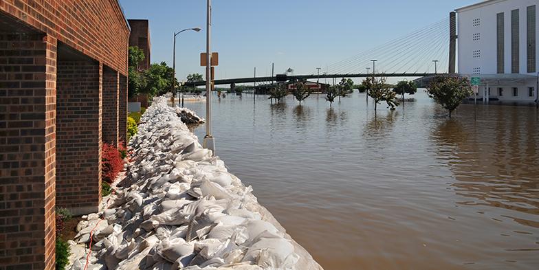 Flooding Affects IAQ