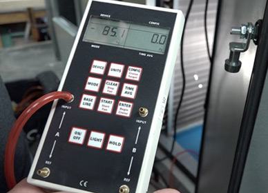 HVAC Coil Testing Gauge