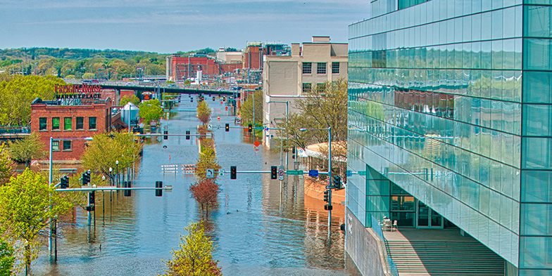 Midwest flooding risks to Indoor Air Quality