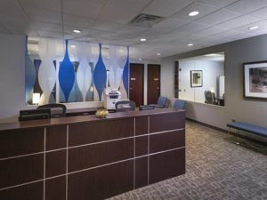 Northeast Office Reception