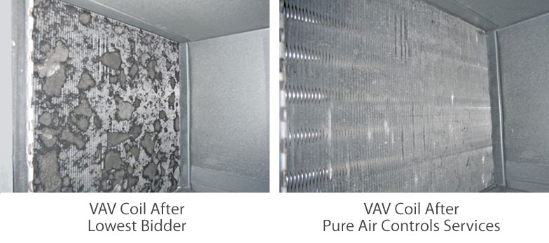 Duct cleaning specs VAV before and after 02