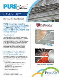 IAQ Case Study Harvard