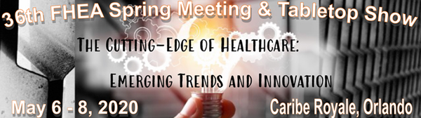 FHEA Spring Meeting 2020
