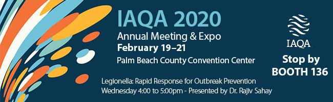 IAQA 2020