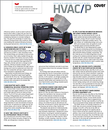 HVAC-P Magazine HVAC New LIfe Retrofit Winter 2020
