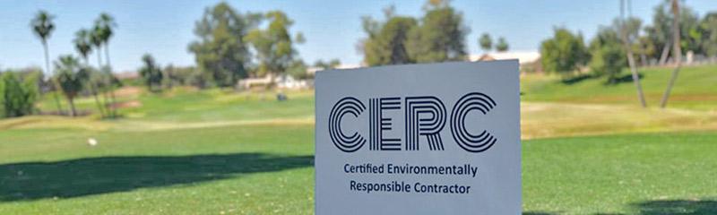 Environmentally Responsible Contractor