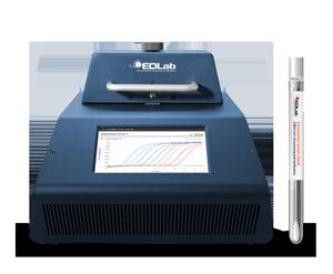 Coronavirus Environmental Testing RT-qPCR Thermocycler