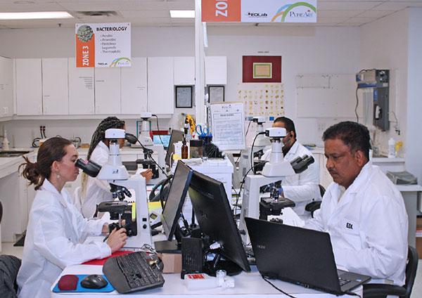 biological testing