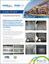 PURE-Steam Resort Hotel Case Study