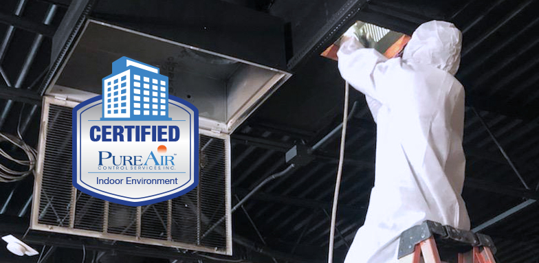 Pure Air Indoor Environment PURE-Duct Cleaning