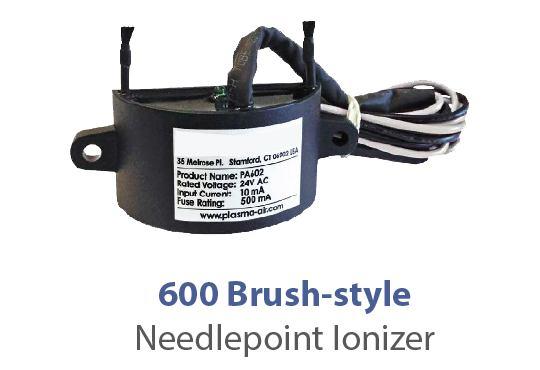 Brush Needlepoint Ionizer