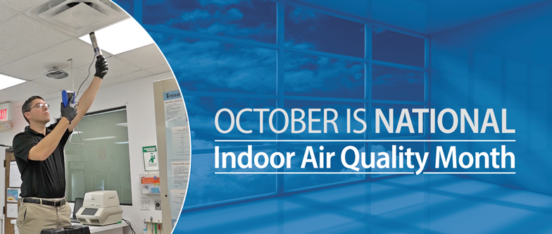 Indoor Air Quality Month