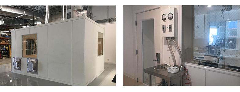 EDLab Environmental Test Chamber