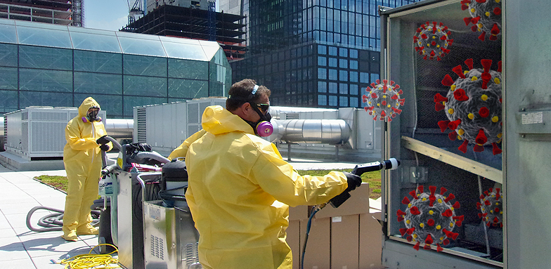 HVAC Preparations for Disinfection