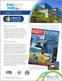 PURE-DECON Javits Center Case Study