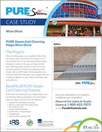 PURE-Steam Winn Dixie Case Study