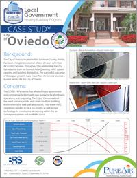 City of Oviedo Case Study icon