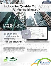 IAQ Guard Monitoring Brochure